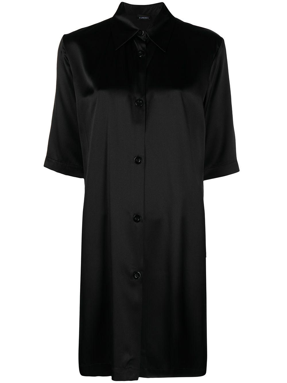Camicia da notte in seta