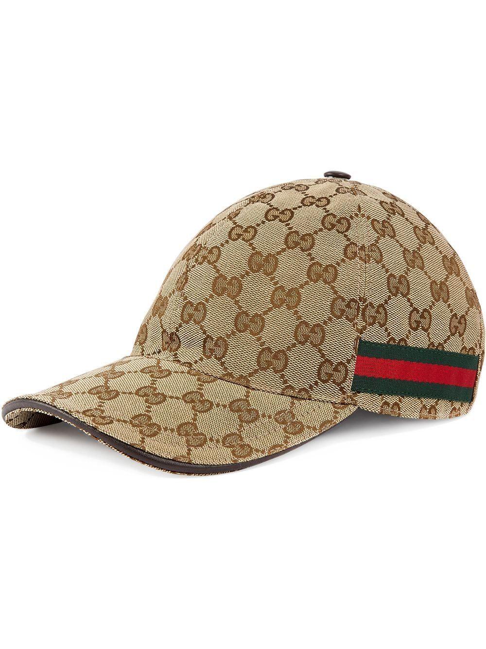 Gucci cappelli beige