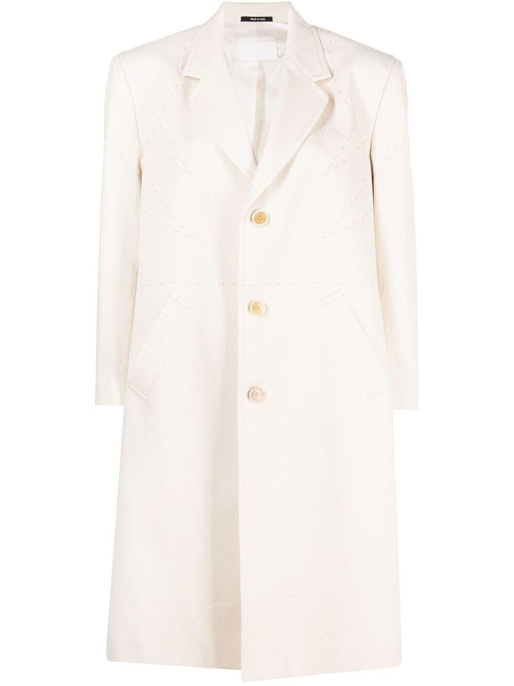 Cappotto in cotone