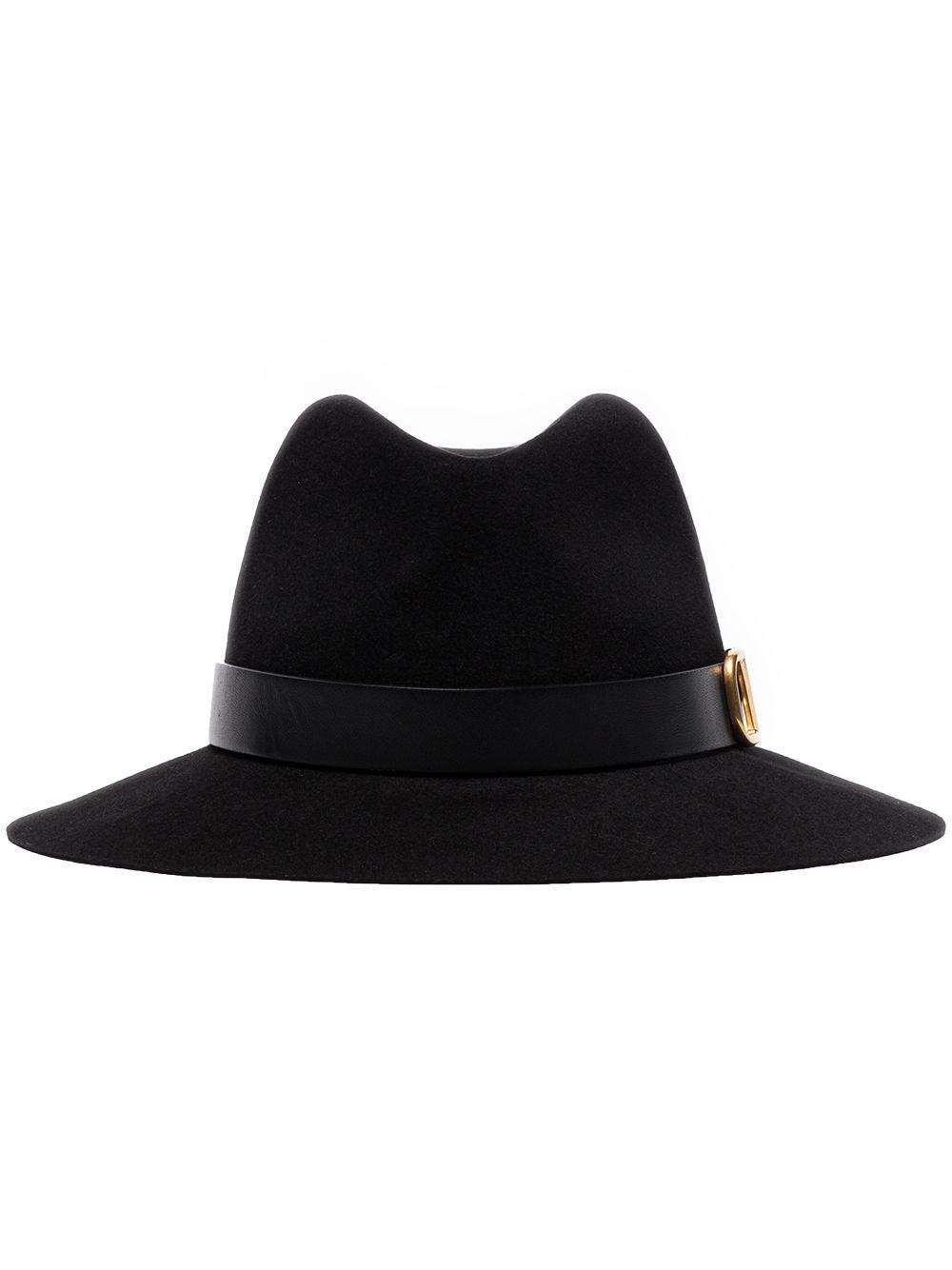 Cappello fedora vlogo signature