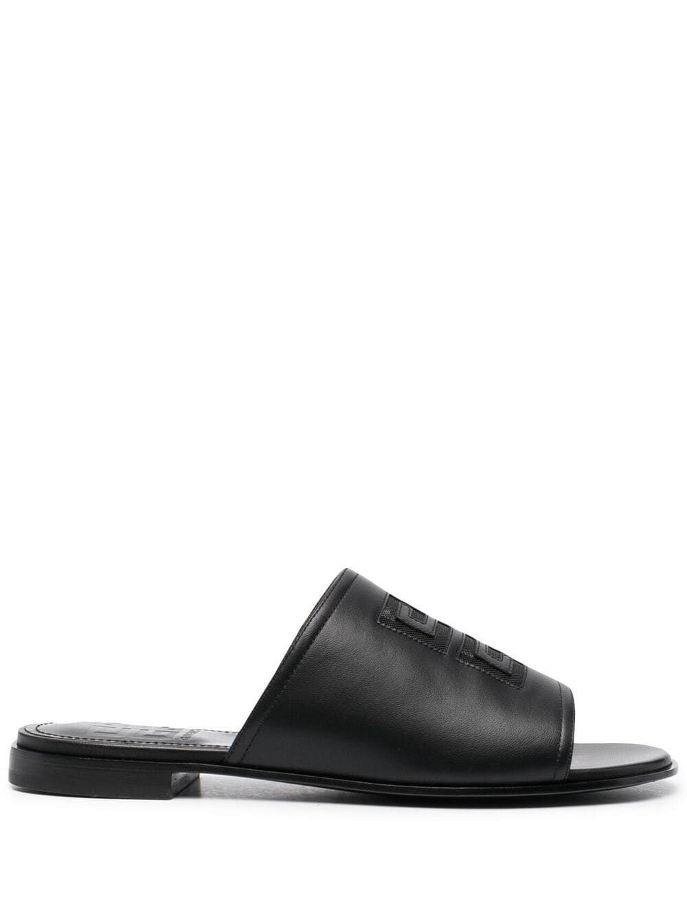 Sandalo 4g in pelle