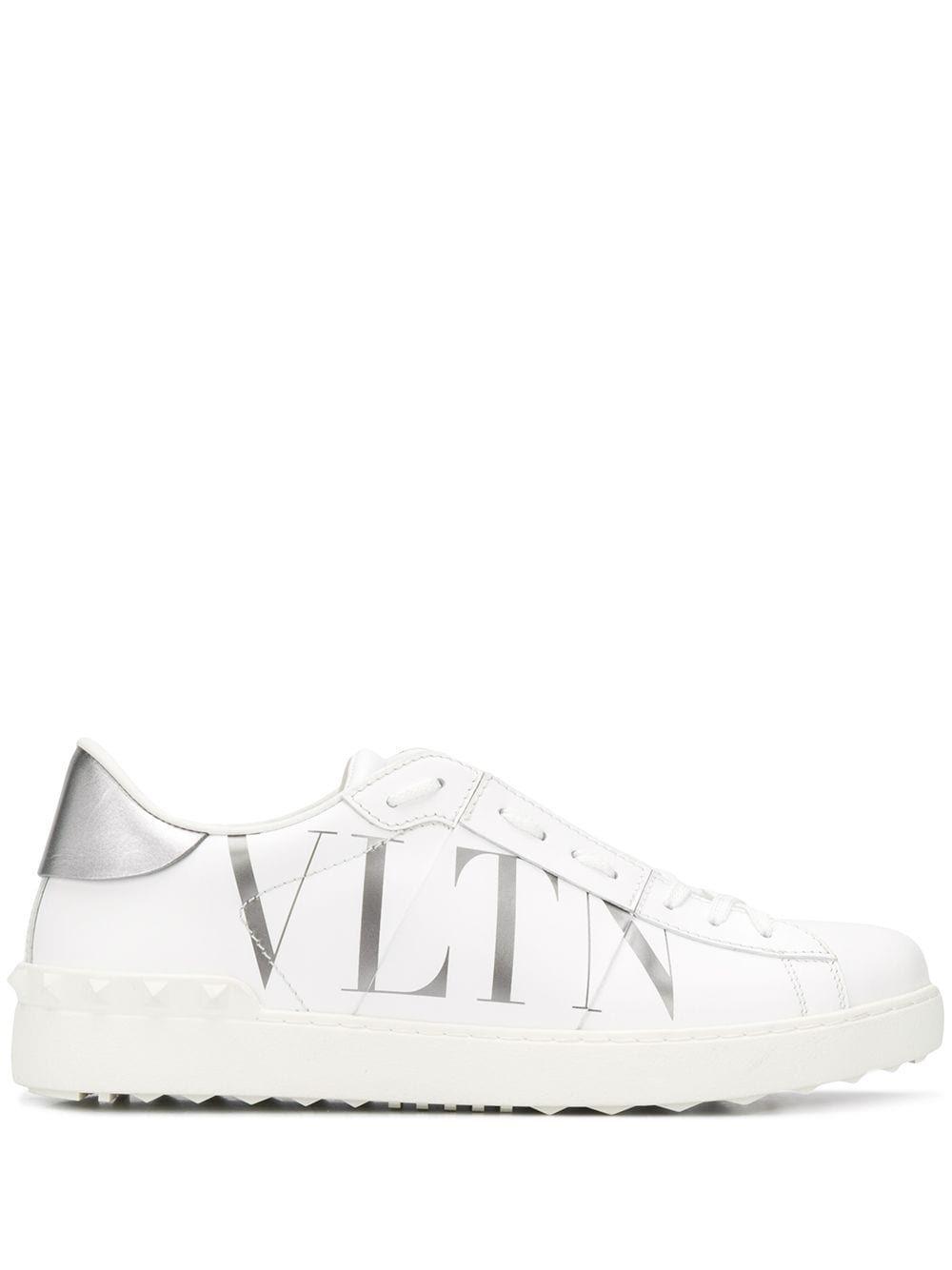 Sneaker open vltnin pelle
