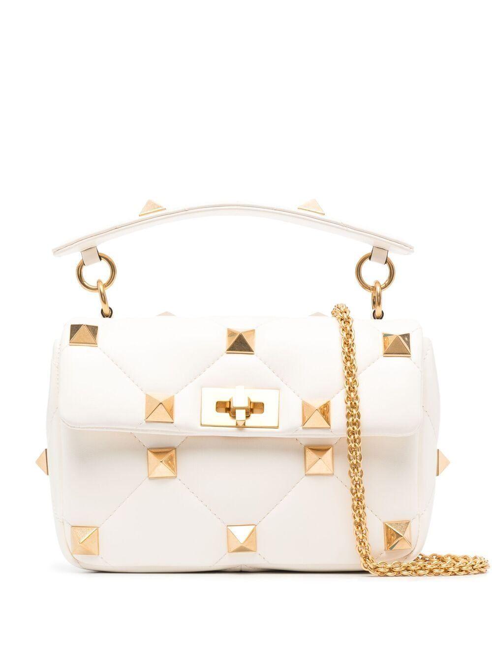 Valentino garavani bags.. white