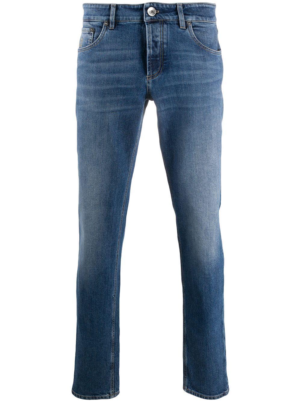 Jeans drittomedio lavaggio