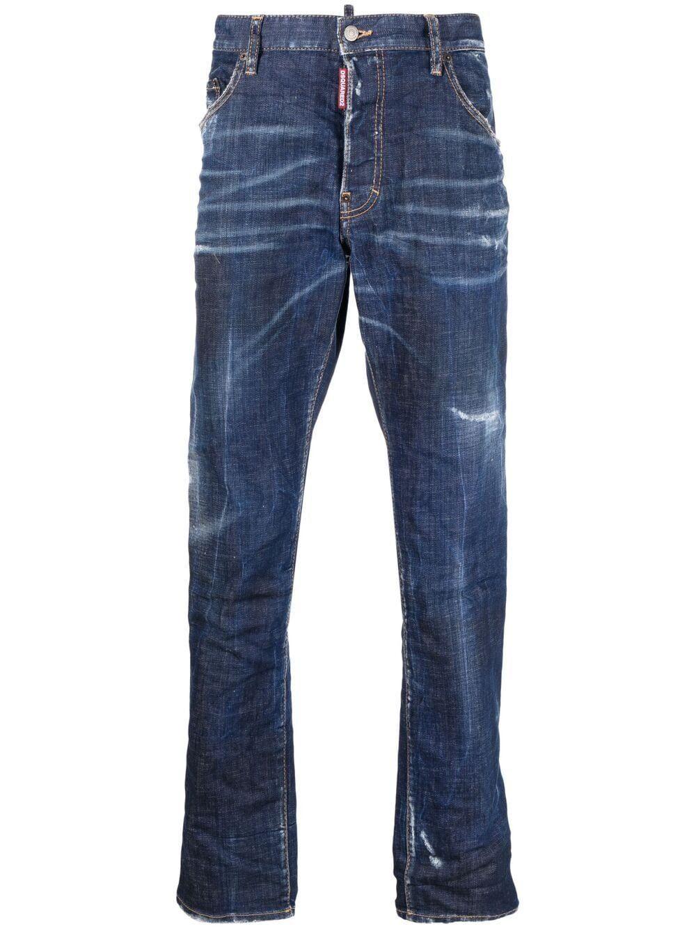 Jeans skater in cotone