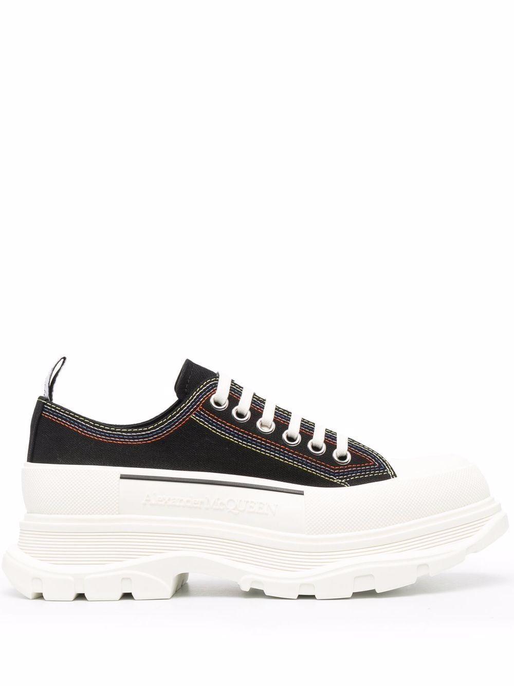 Sneaker tread slick