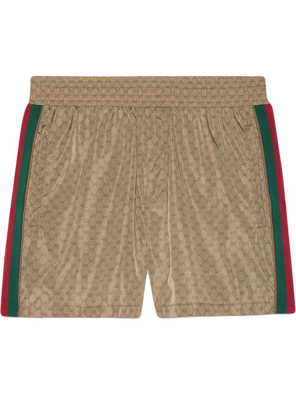 Shorts gg supreme in nylon
