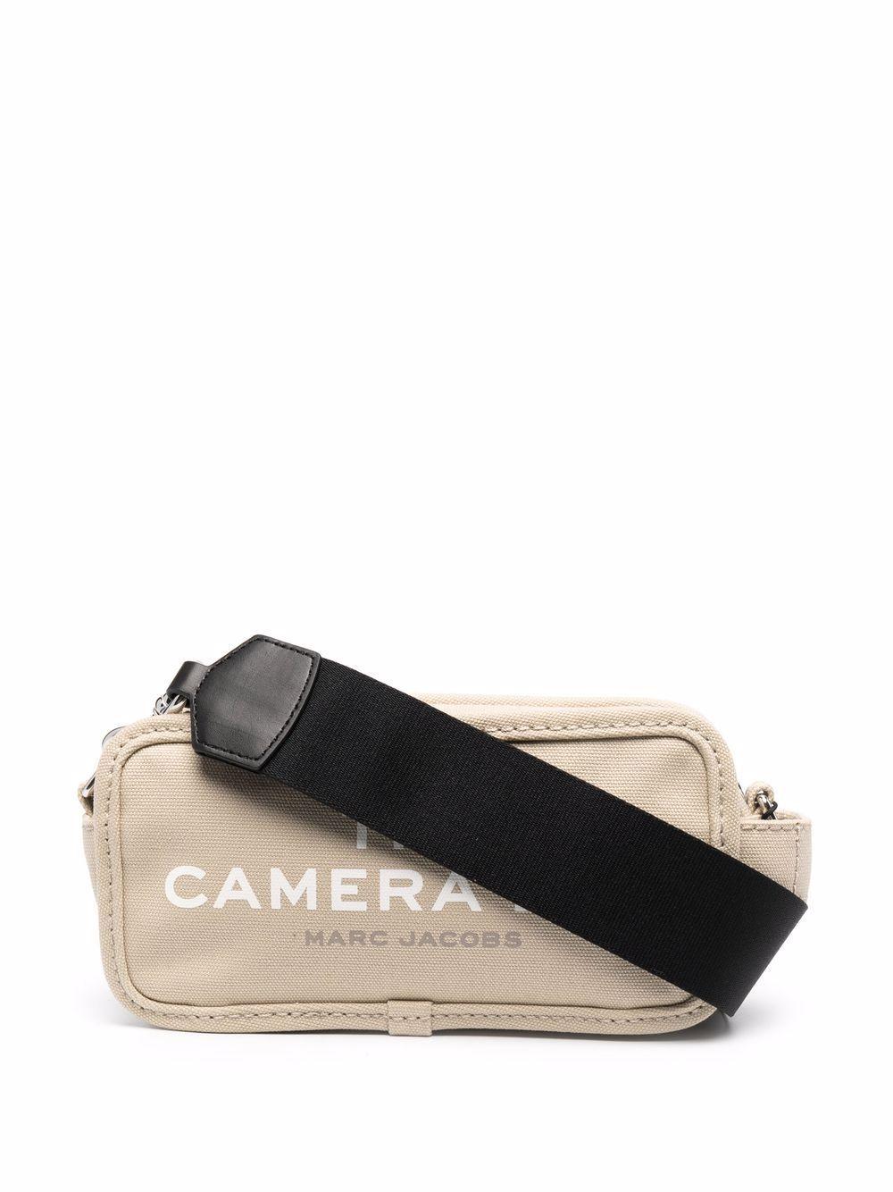 Camera bag in cotone