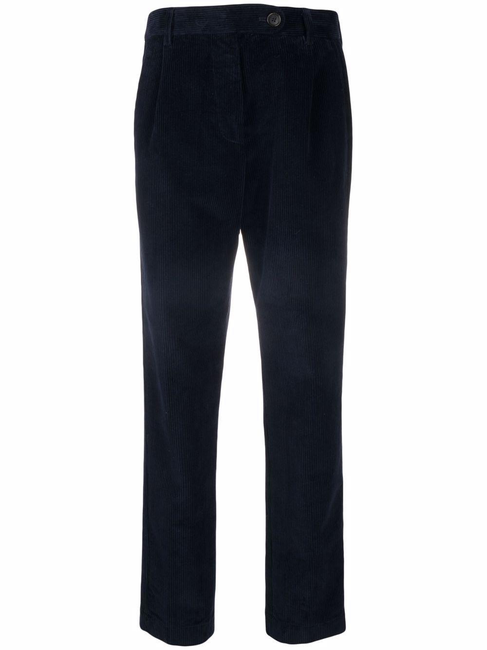 Pantalone claudie in cotone