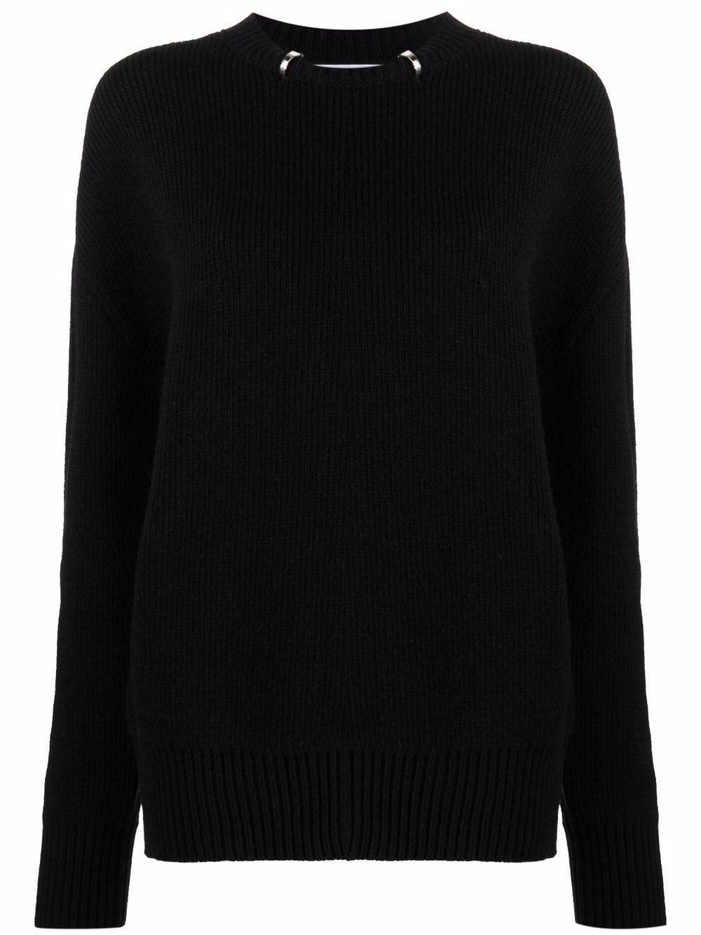 Doubleface sweater