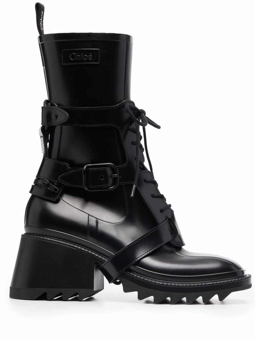 Betty biker boots