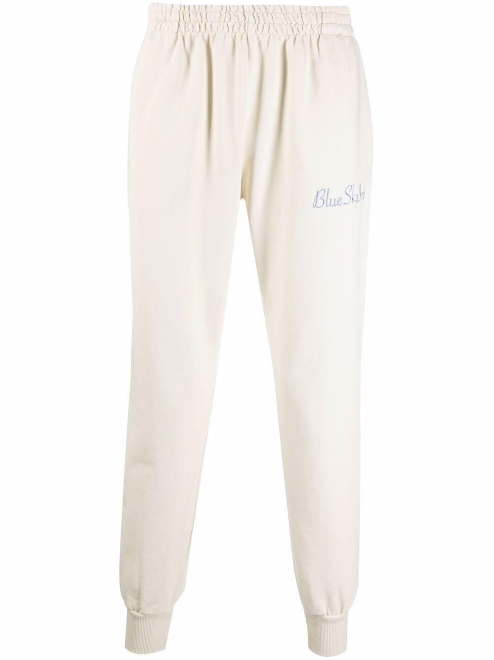 Pantalone tuta in cotone