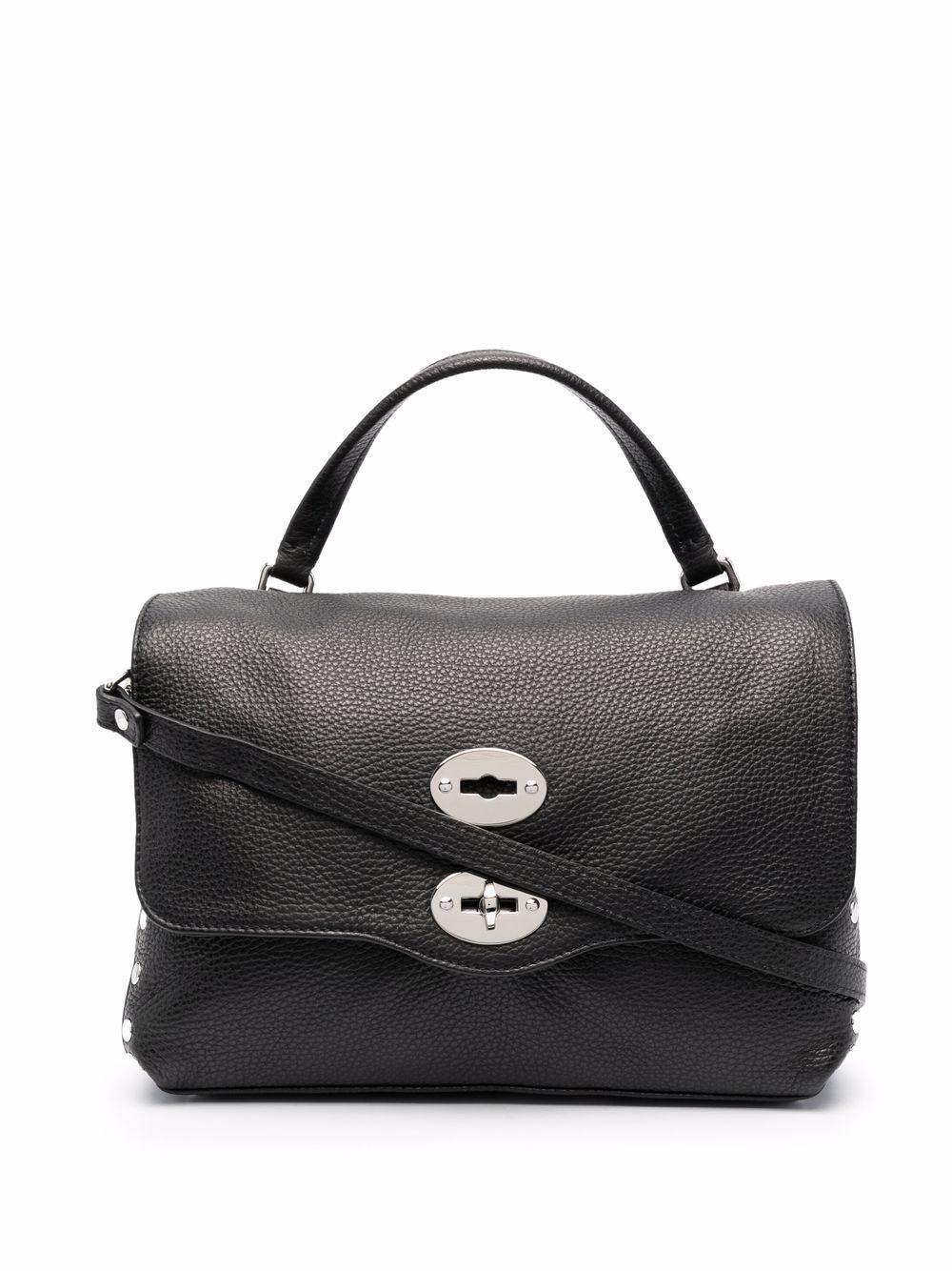 Postina small leather handbag