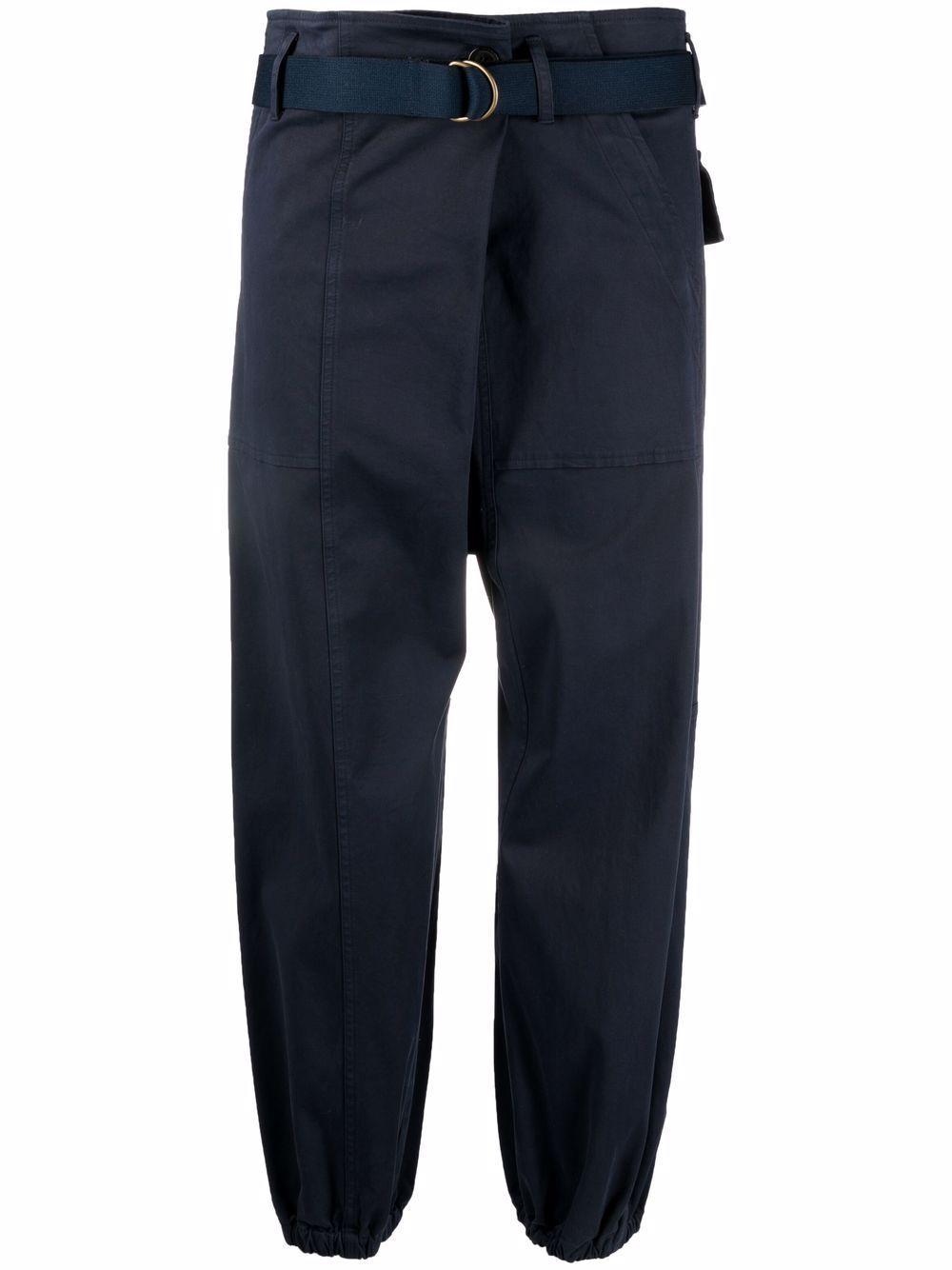 Pantalone agathe in cotone