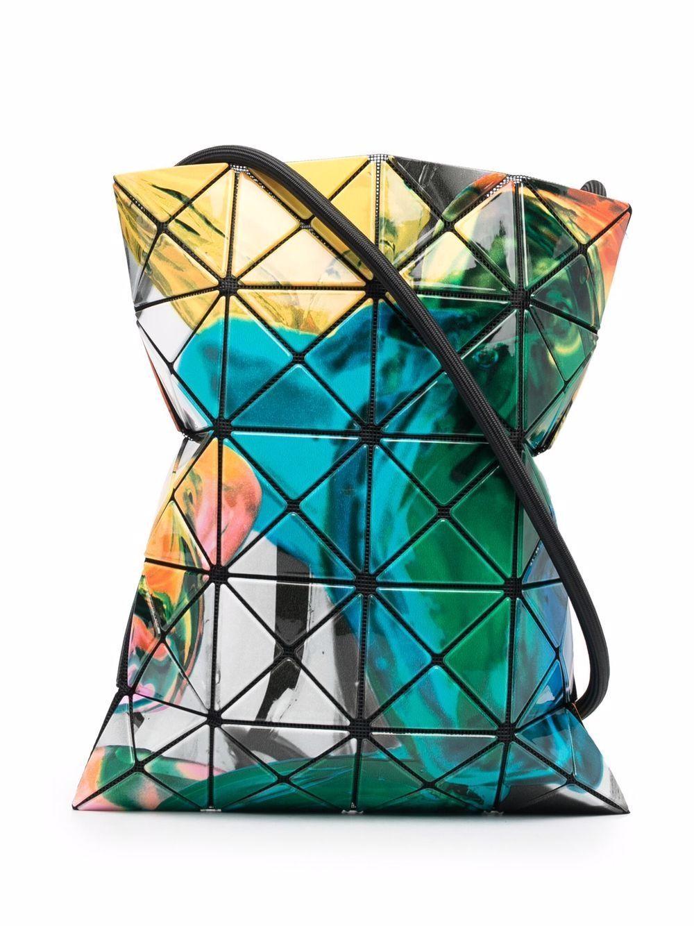 Borsa a tracolla jelly multicolor