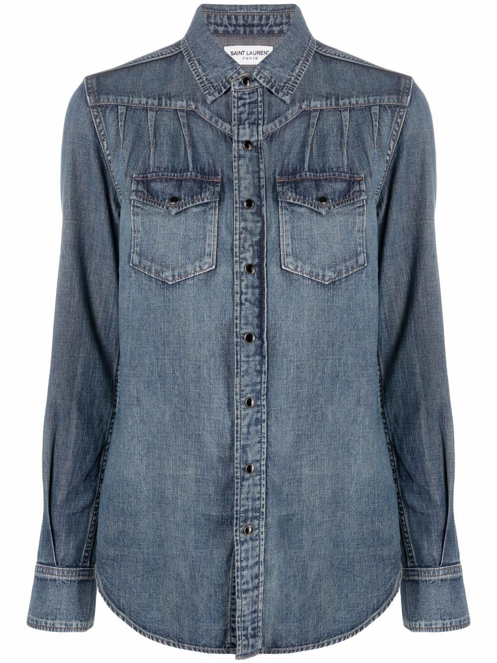 Camicia in jeans
