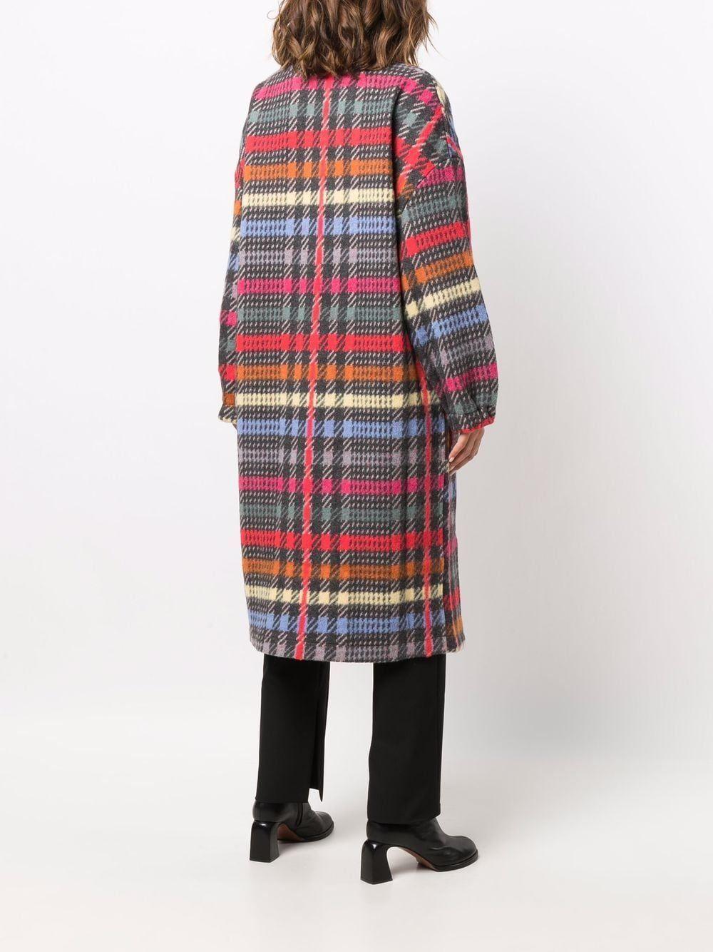 Cappotto alexienne multicolor