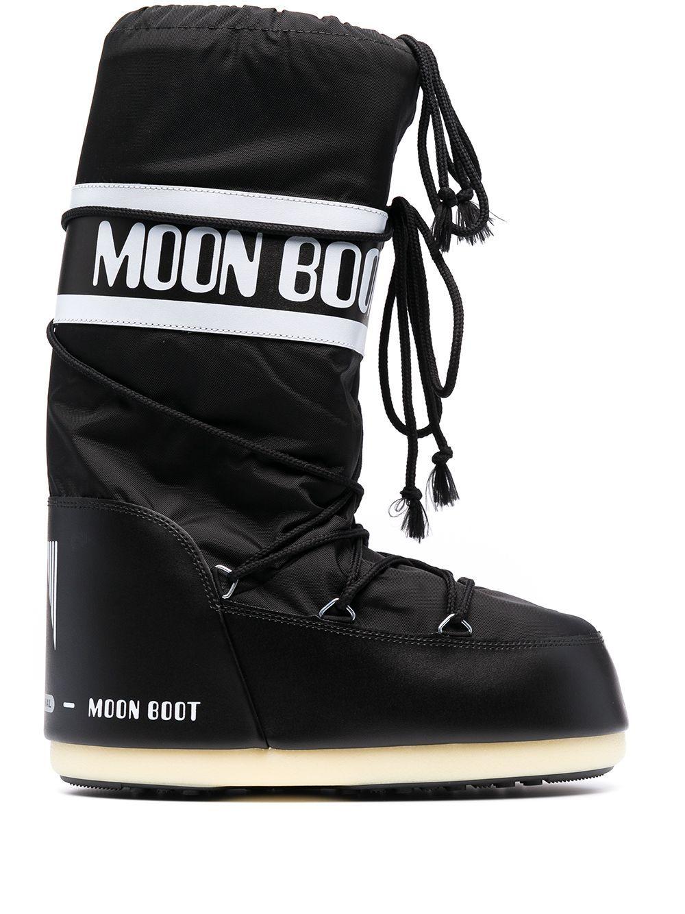 Moon boot in nylon