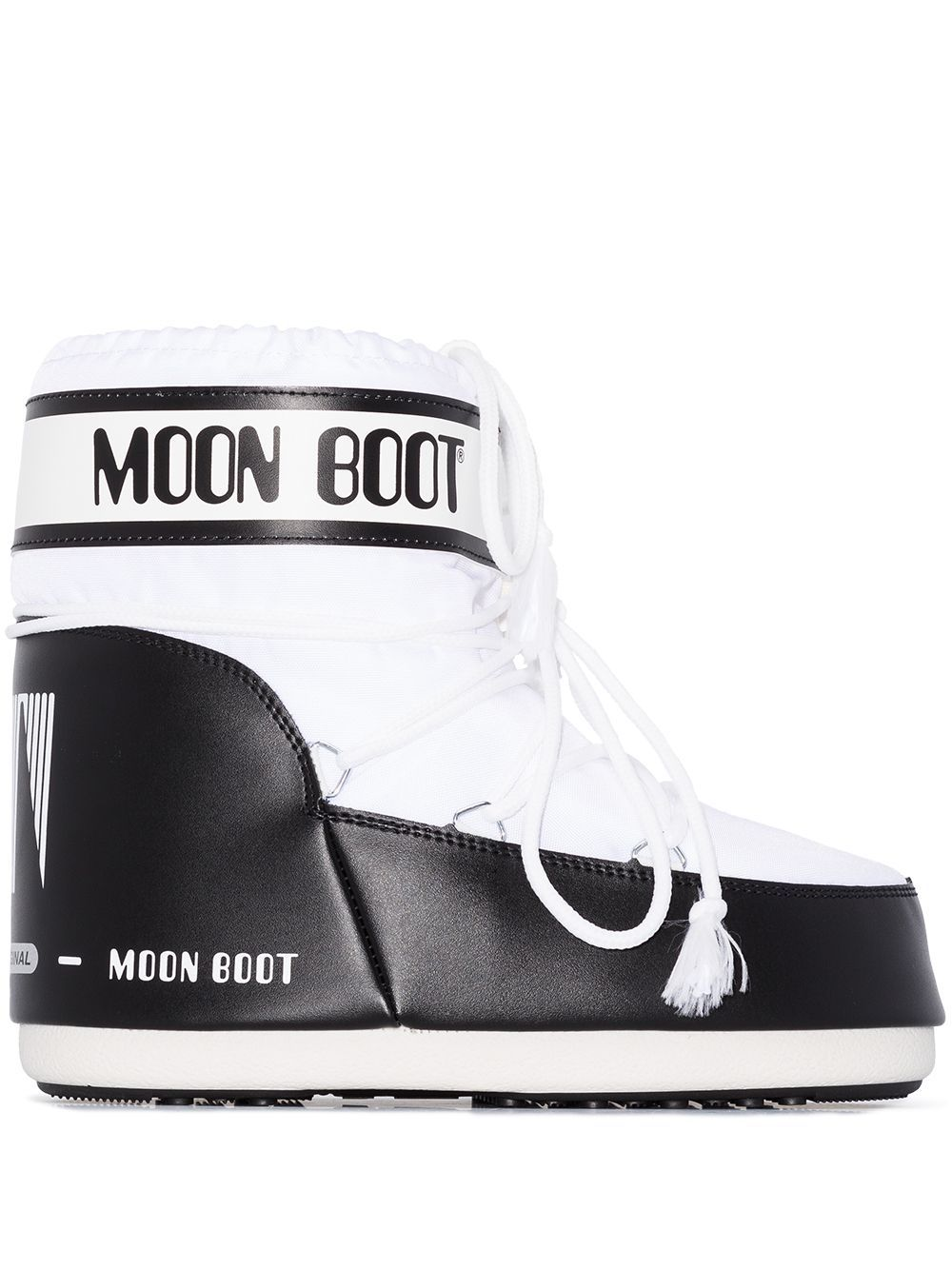 Classic low moon boot