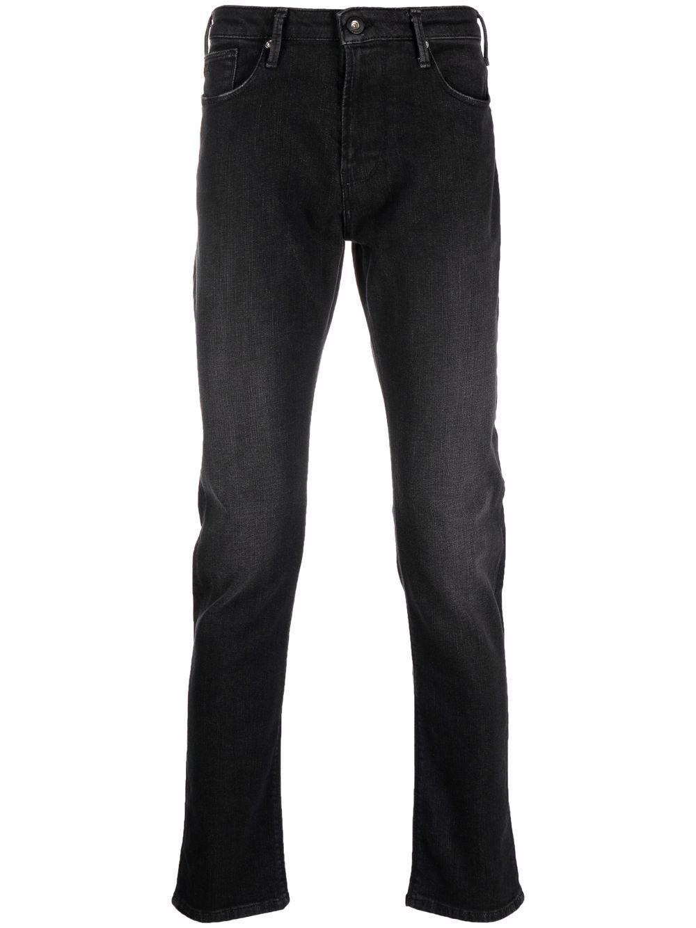 Jeans denim in cotone