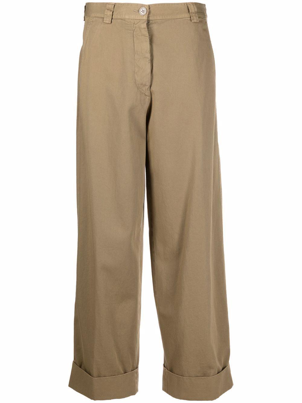 Pantalone pakora bis in cotone