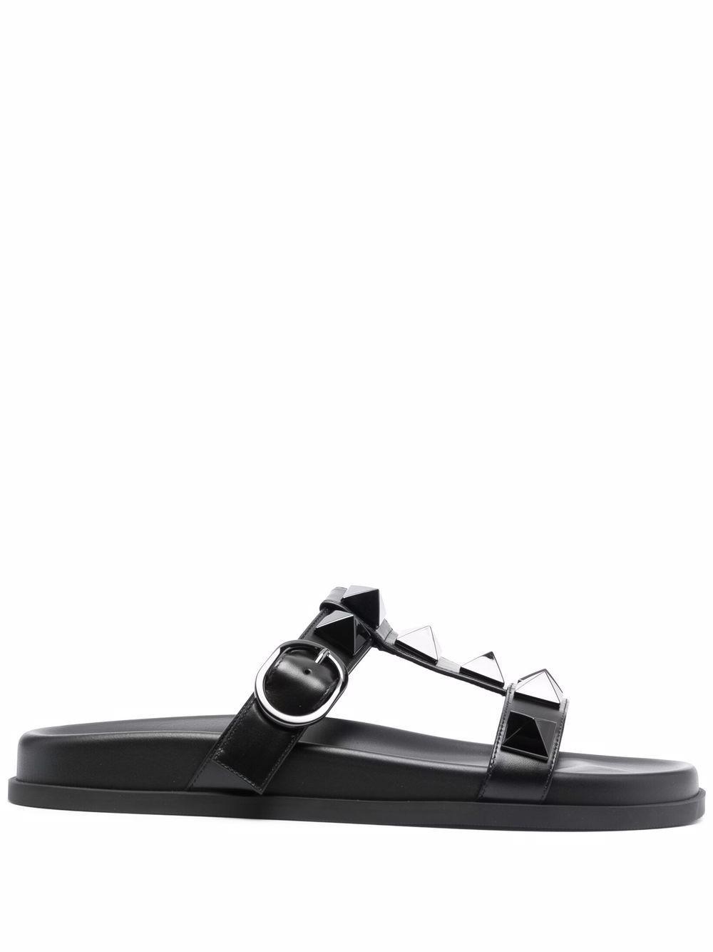 Valentino garavani sandals black