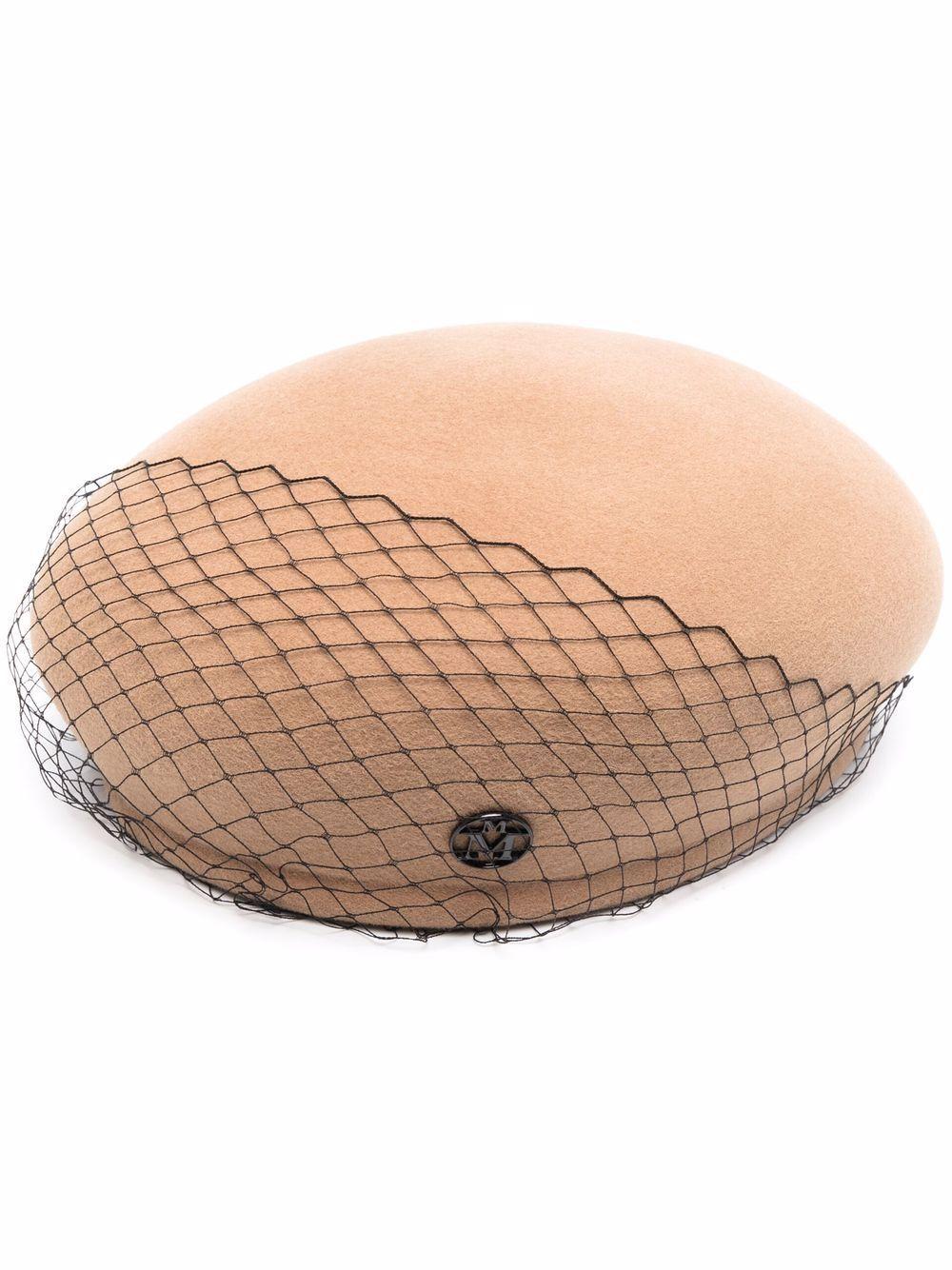 Cappello bonnie in lana