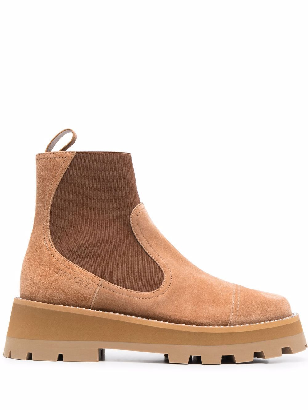 Clayton leather ankle boots