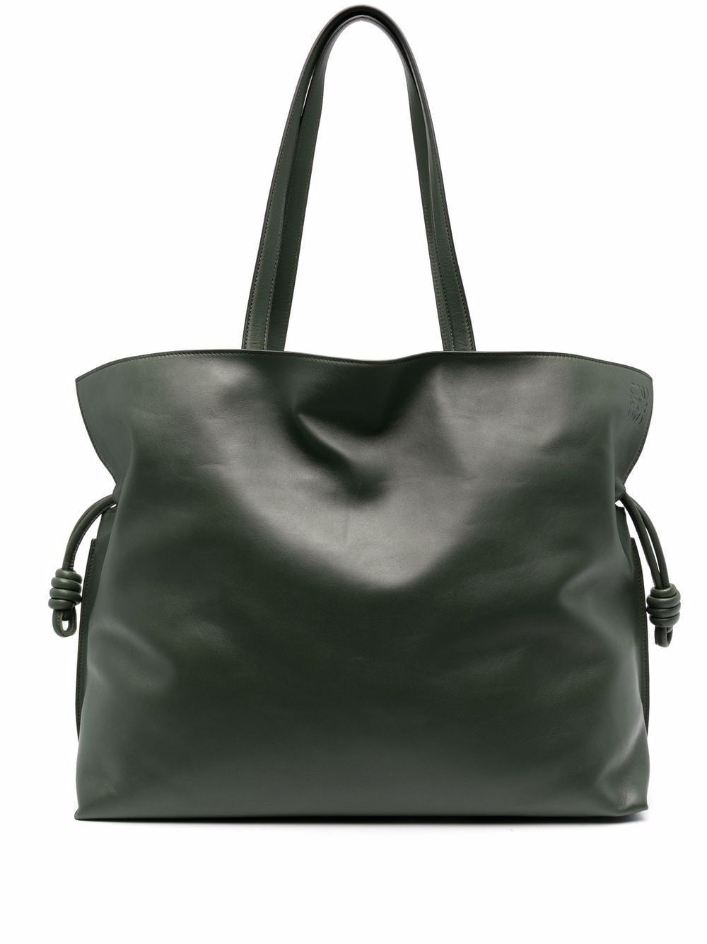 Flamenco xl leather handbag