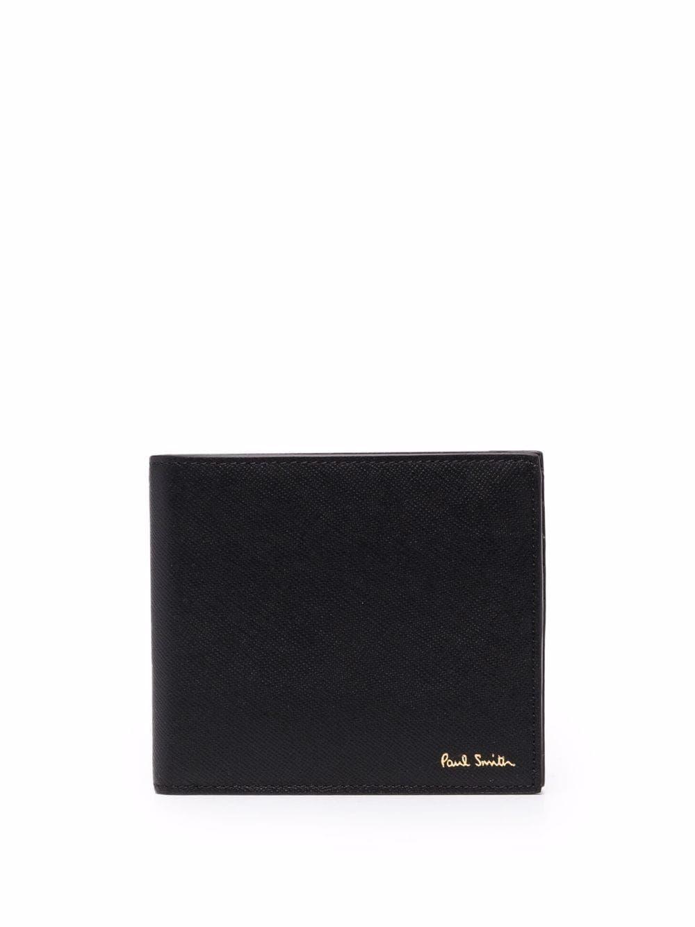 Mini portafoglio in pelle