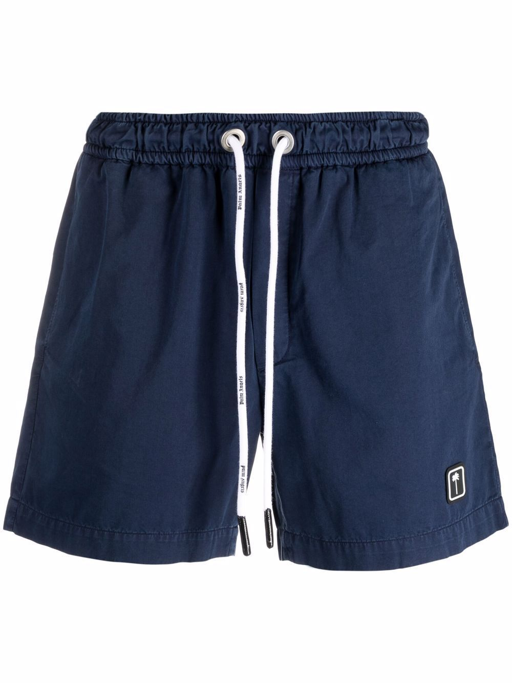 Shorts palm in cotone
