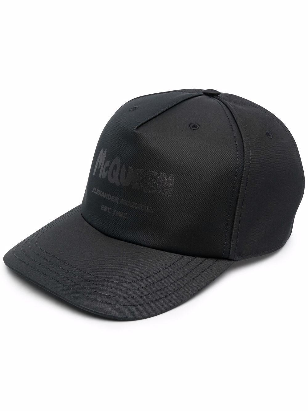 Cappello graffiti in cotone