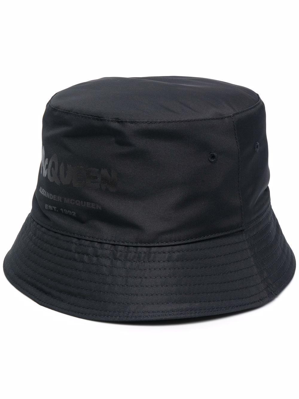 Cappello bucket graffiti
