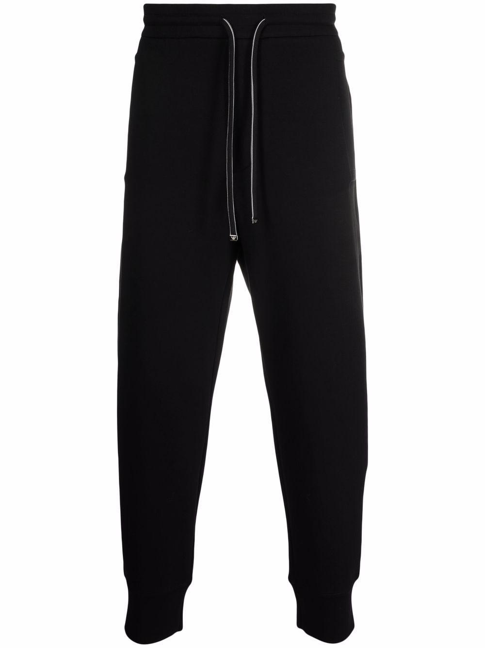 Pantalone tuta in misto cotone