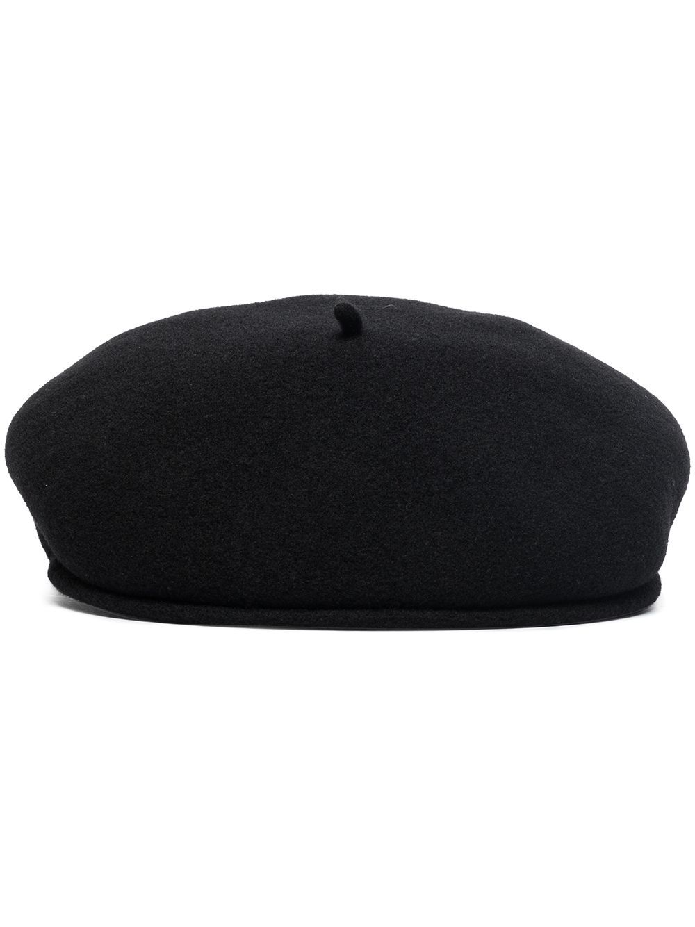 Cappello in lana con logo