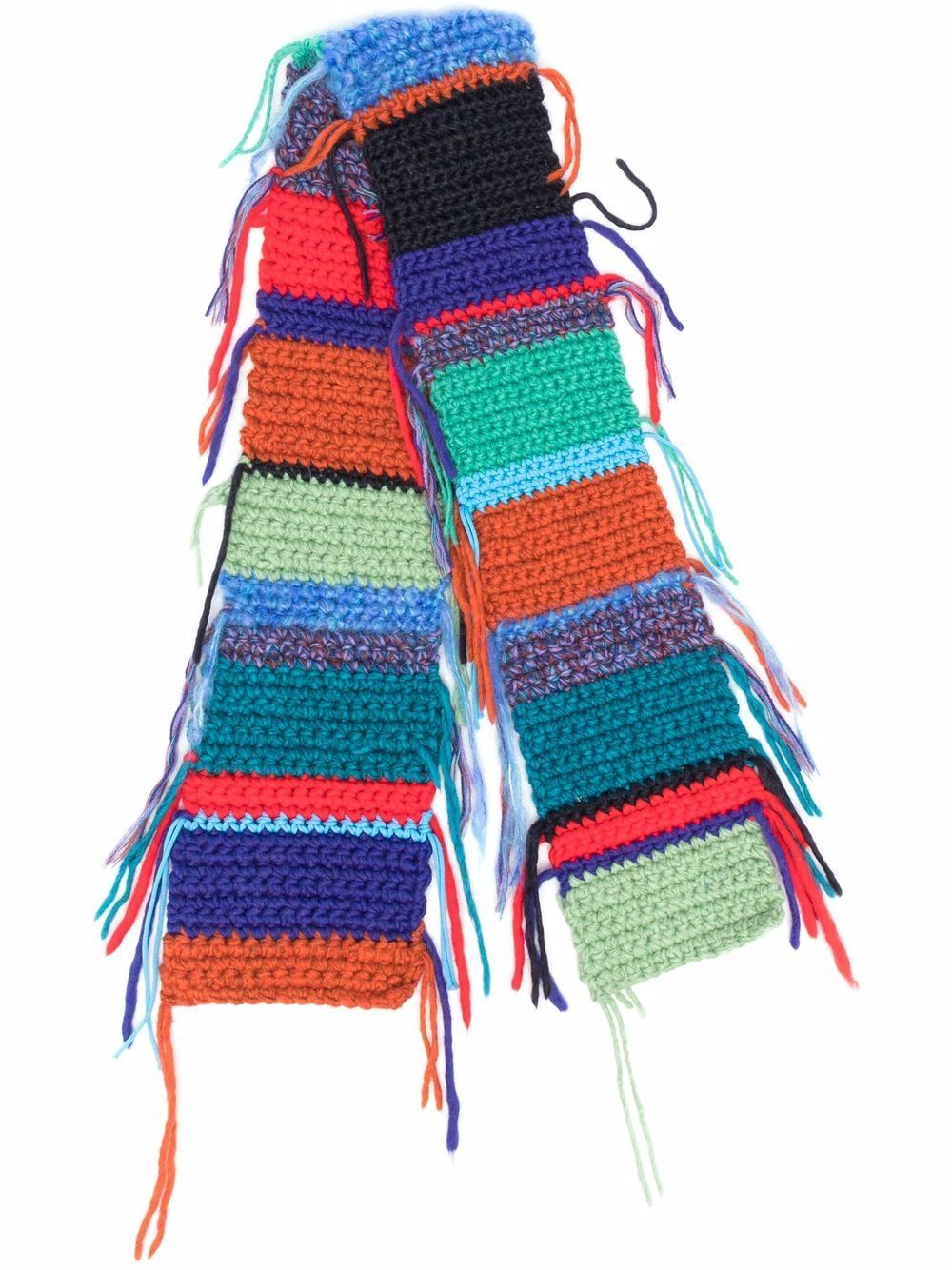 Sciarpa in crochet