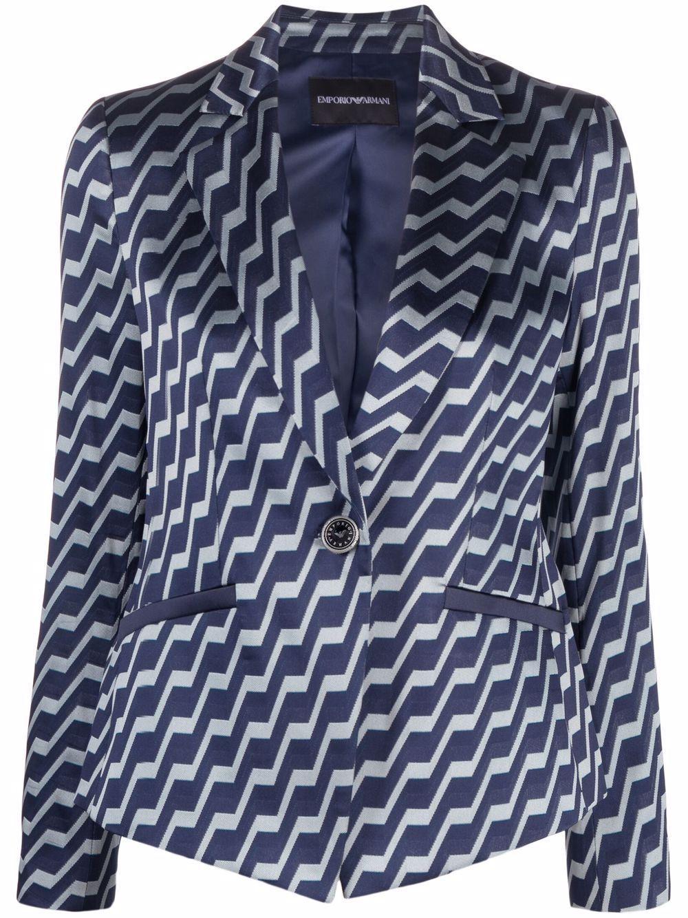 Emporio armani giacche blu