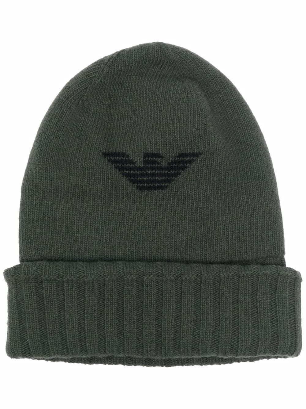 Cappello rapper in lana