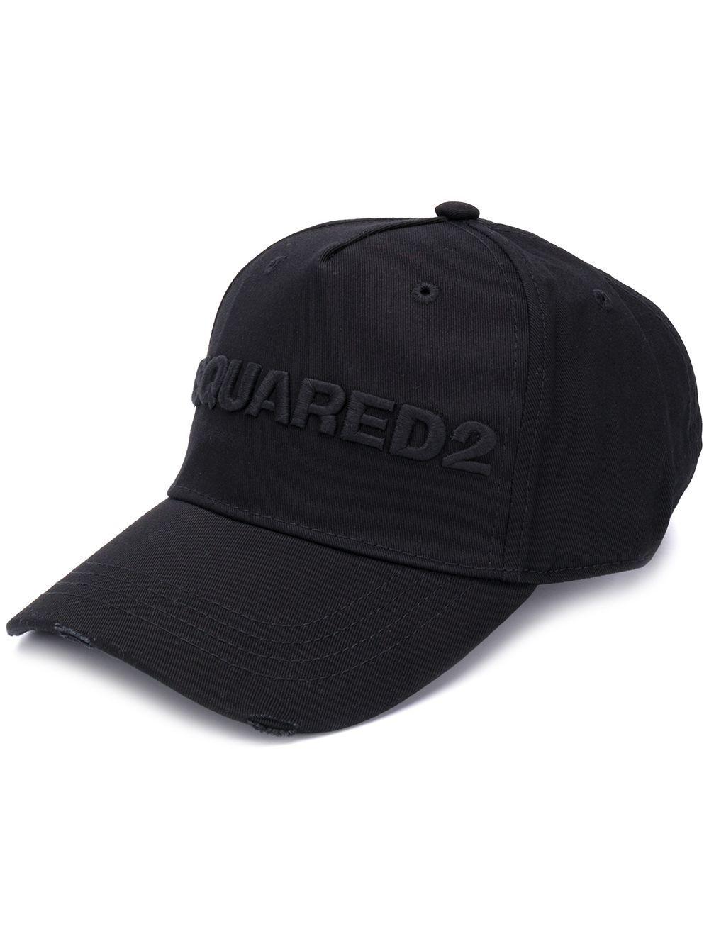 Dsquared2 cappelli nero
