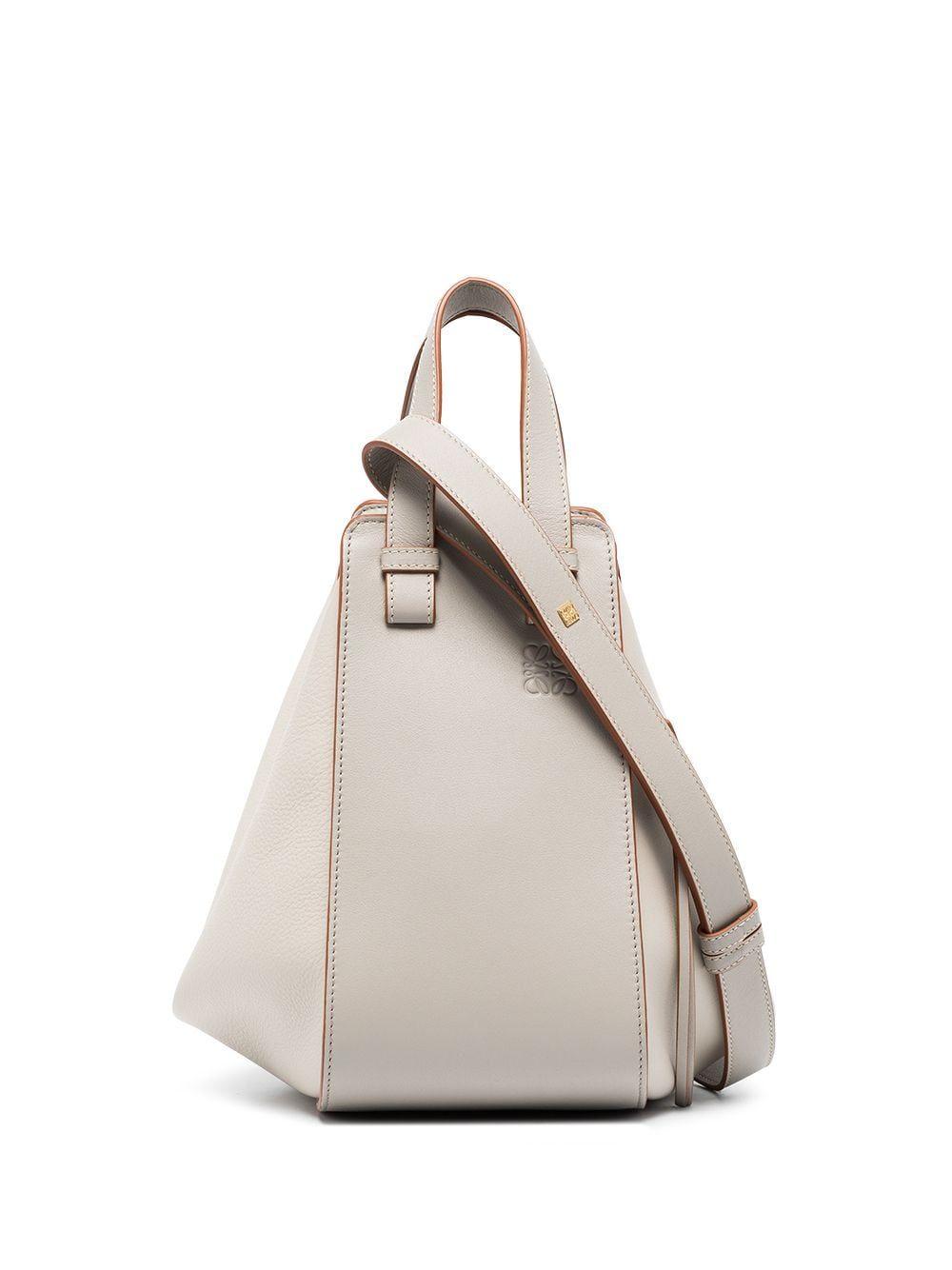 Hammock small leather handbag