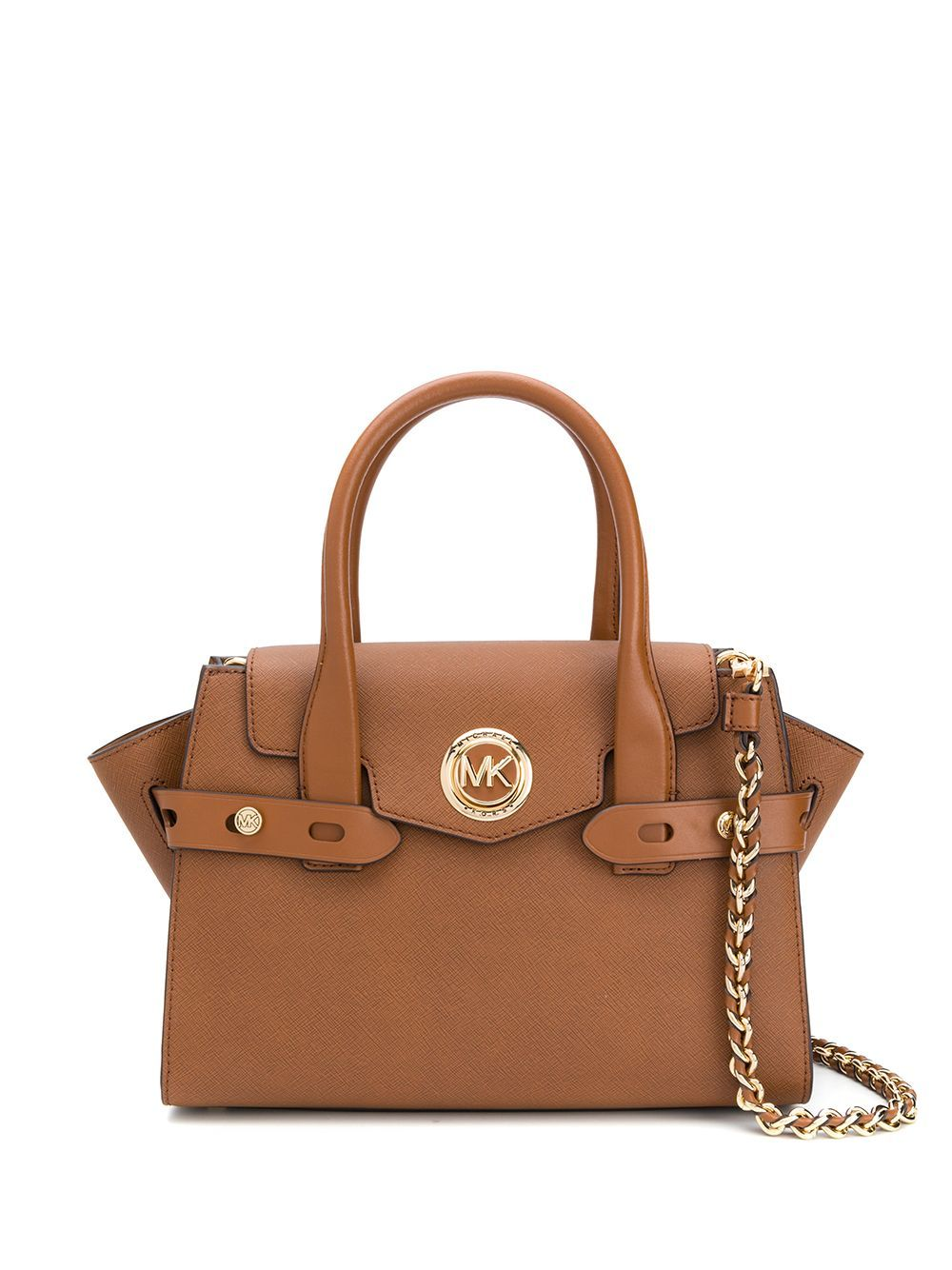 Carmen leather handbag