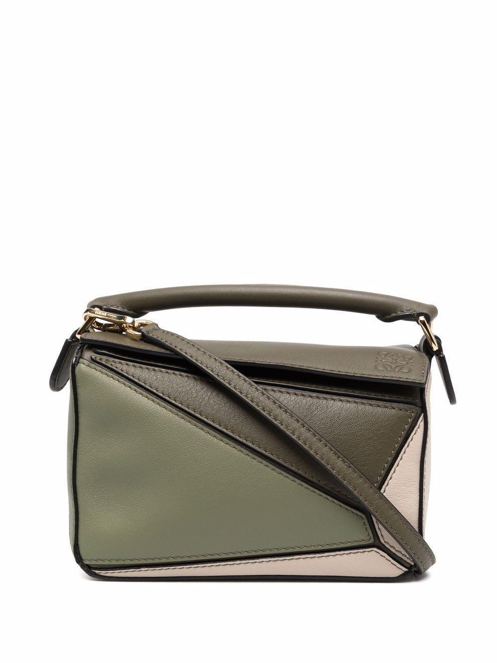 Loewe bags.. green