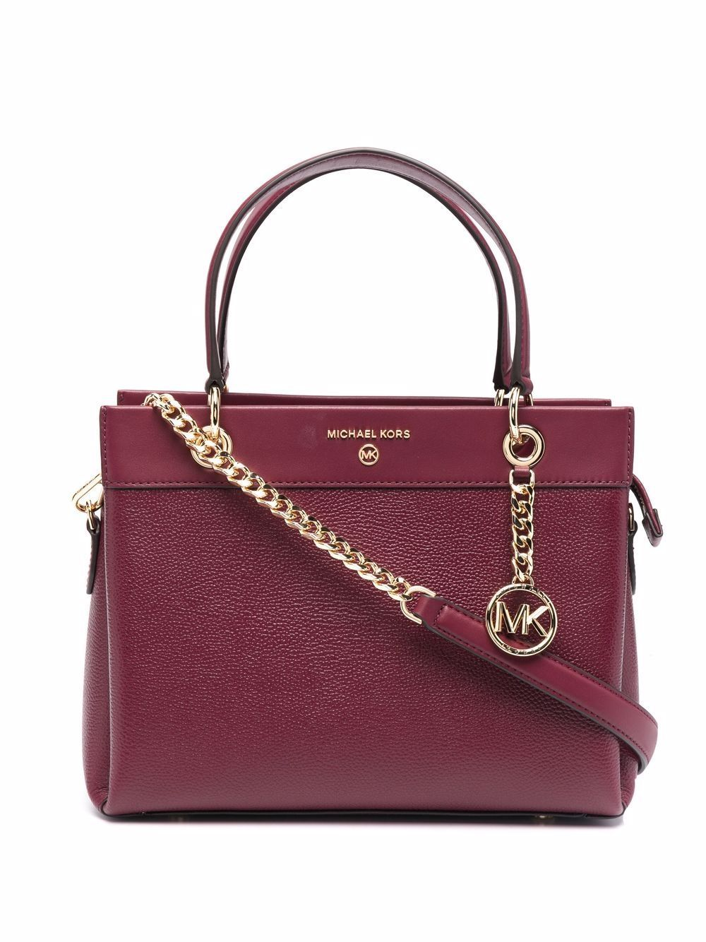 Susan leather handbag