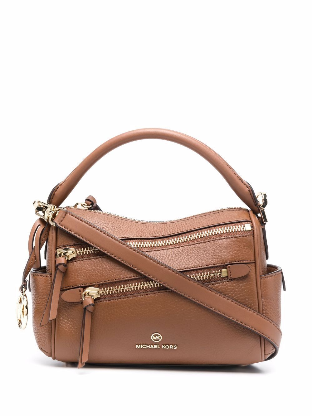 Lorimer leather small handbag