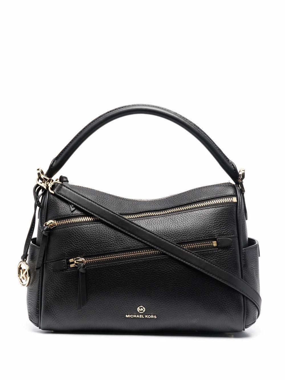 Lorimer leather handbag